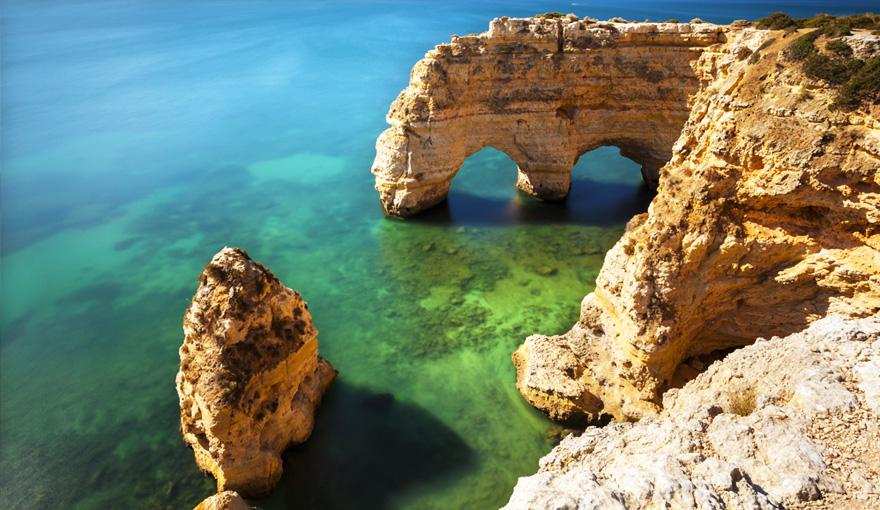 Keliones i Algarve