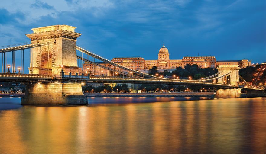 Keliones i Vengrija