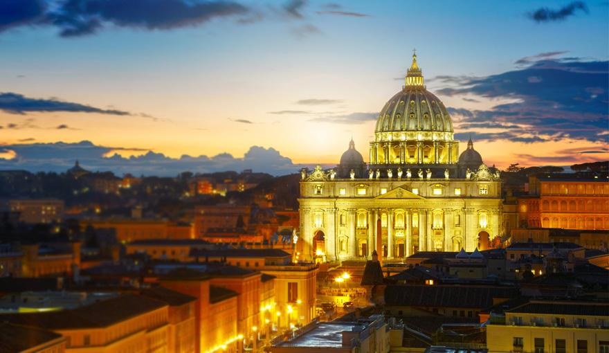 Keliones i Roma