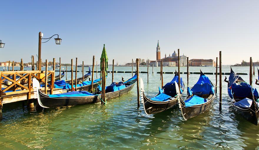 Keliones i Venecija