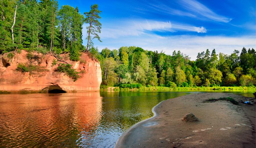 Keliones i Latvija