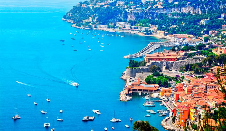 Kelione i Monaka