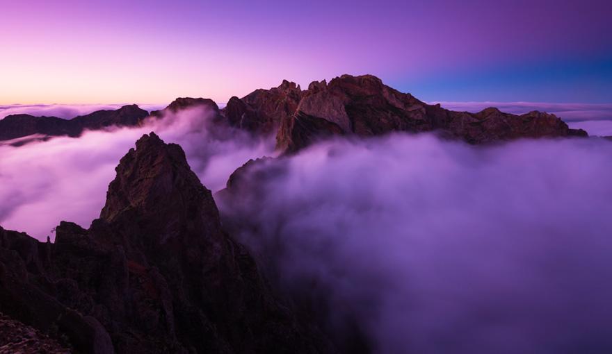 Keliones i Madeira