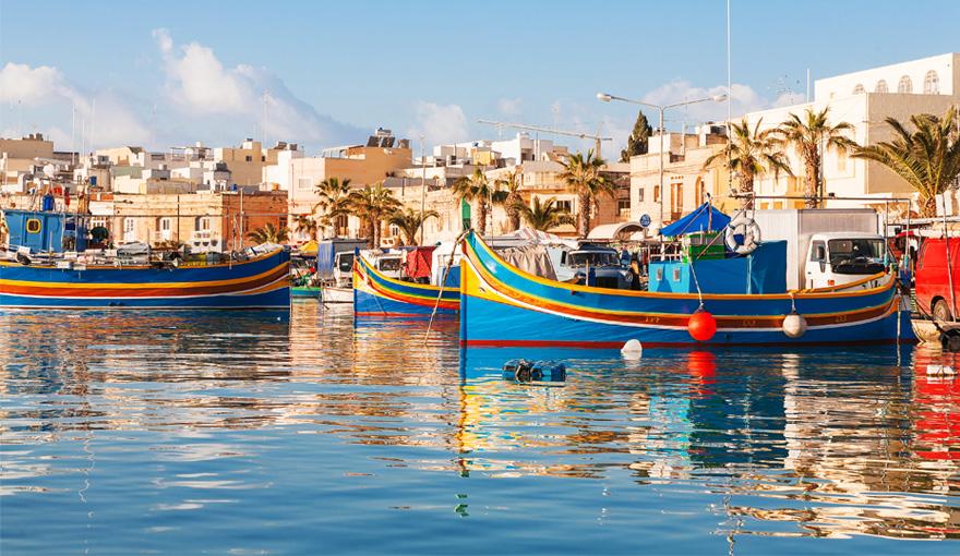 Keliones i Malta