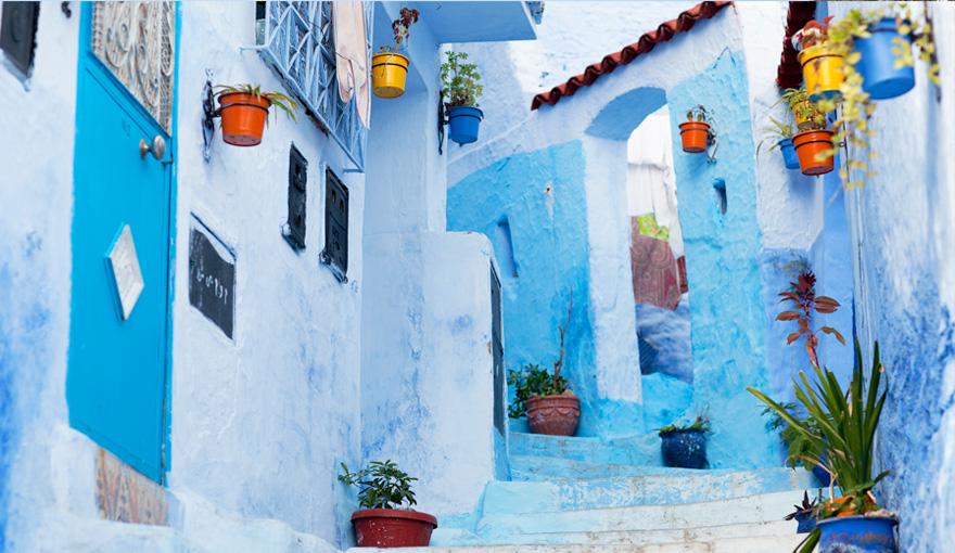 Keliones i Maroka