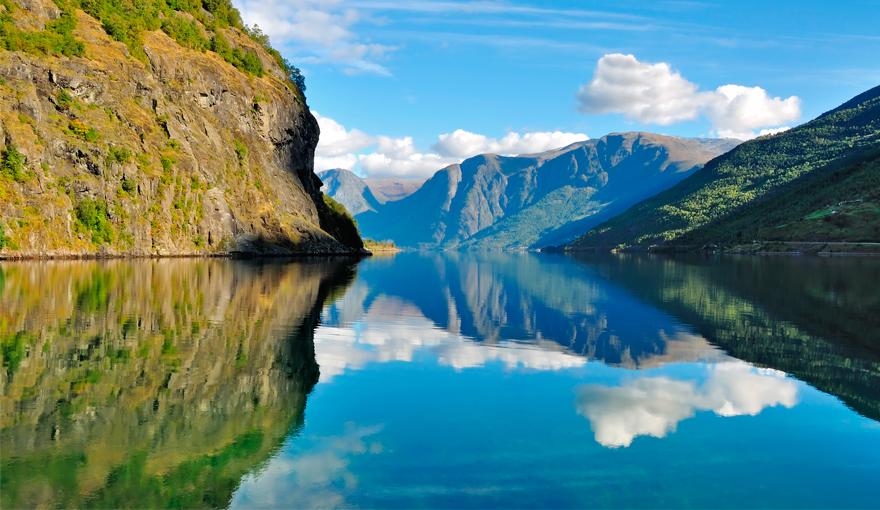 Keliones i Norvegija