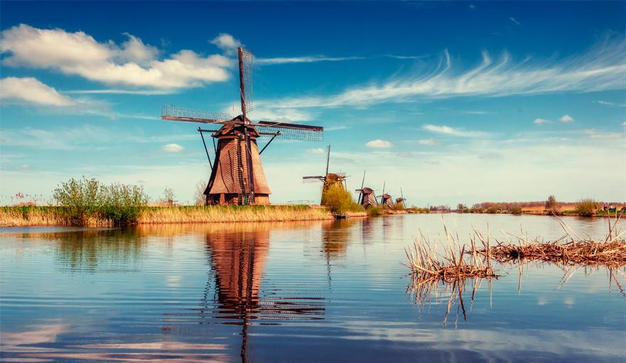 Keliones i Olandija