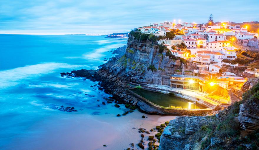Keliones i Portugalija