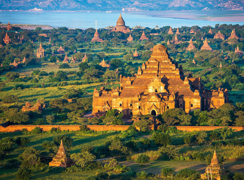 Keliones i Mianmara