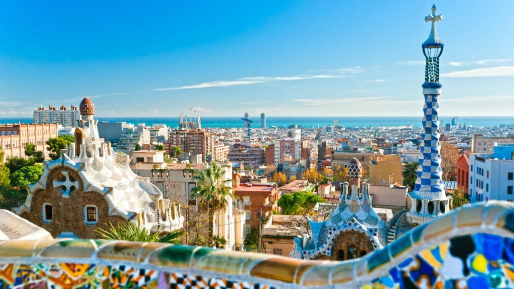 Barselona Ispanija poilsis
