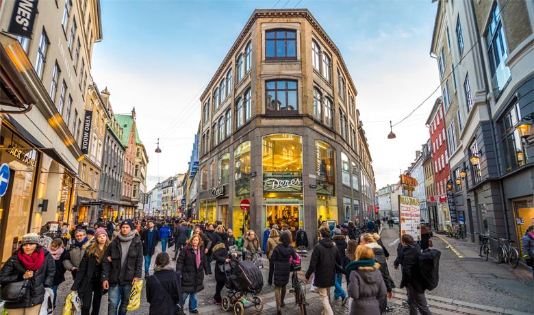 Kopenhaga, Danija, poilsis