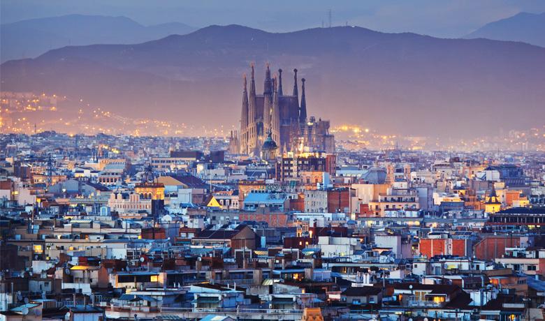 Barselona Ispanija