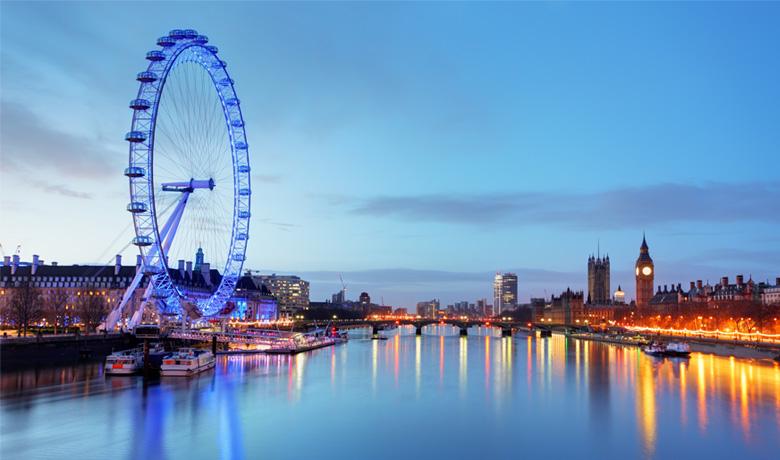 Londonas, Didzioji Britanija, poilsis
