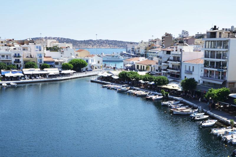 Prieplauka Graikijoje