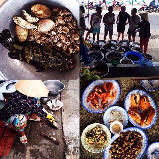 Maistas ir egzotiniai gastronomijos pojūčiai Vietname