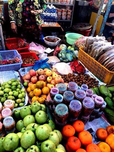 Vaisiai Vietname