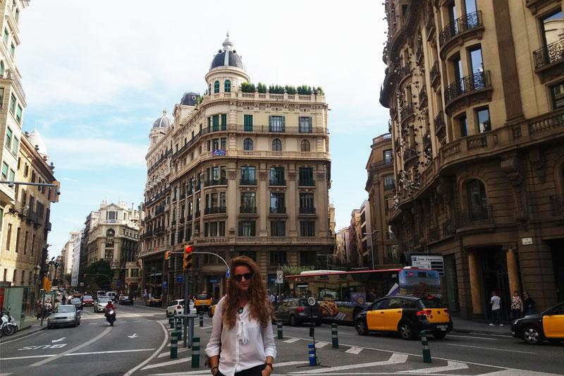Katalonijos aikštė Barselonoje