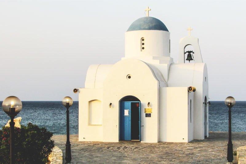 Koplytėlė Kipro paplūdimyje