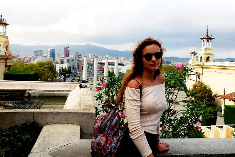 Garsioji Barselonos aikštė