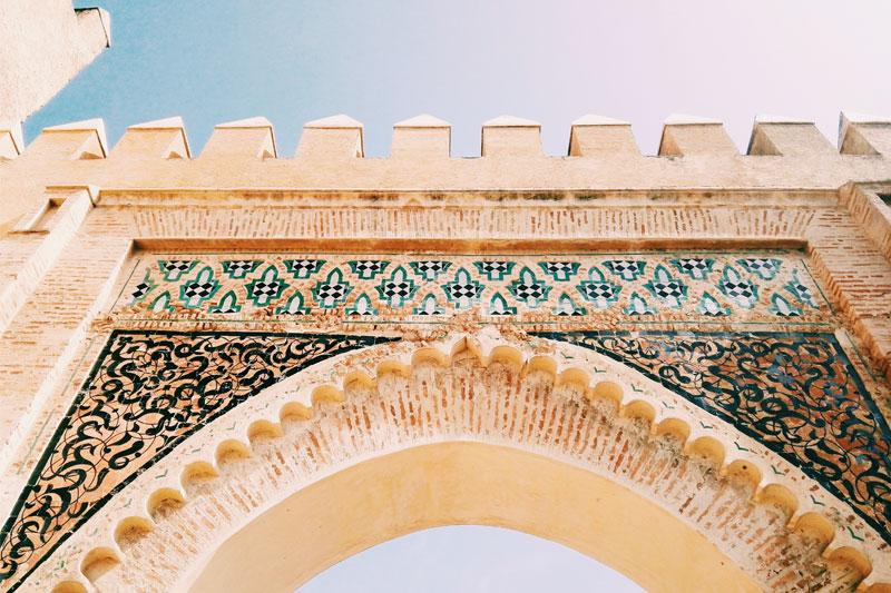 Meniška arka Maroke