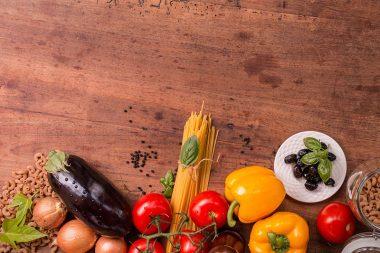 Daržovės ant stalo