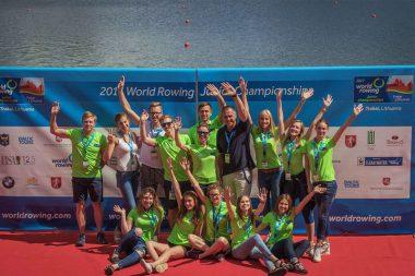 Baltic Tours komanda Trakuose