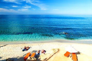 Graikijos paplūdimys