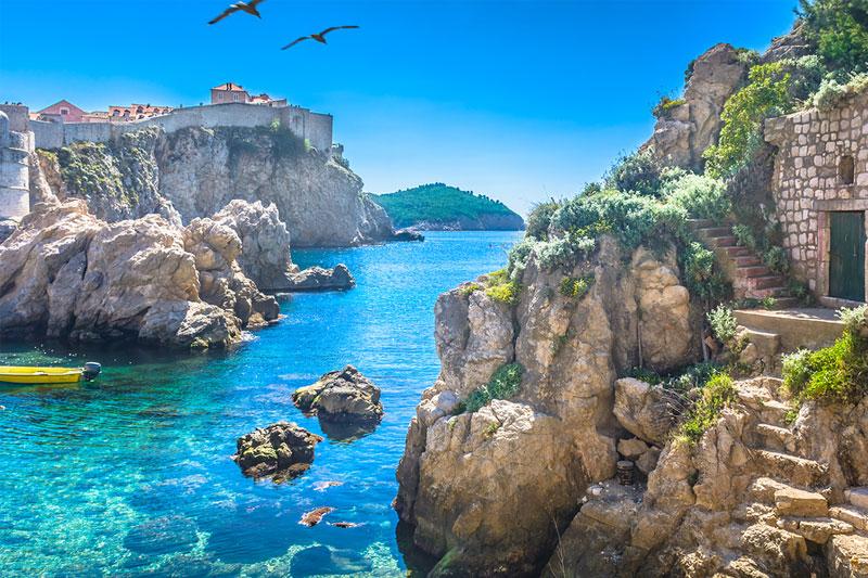 Kroatijos stebuklingas kraštovaizdis