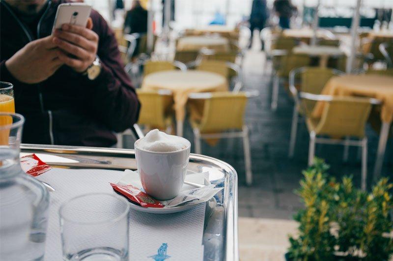 Kava Italijoje