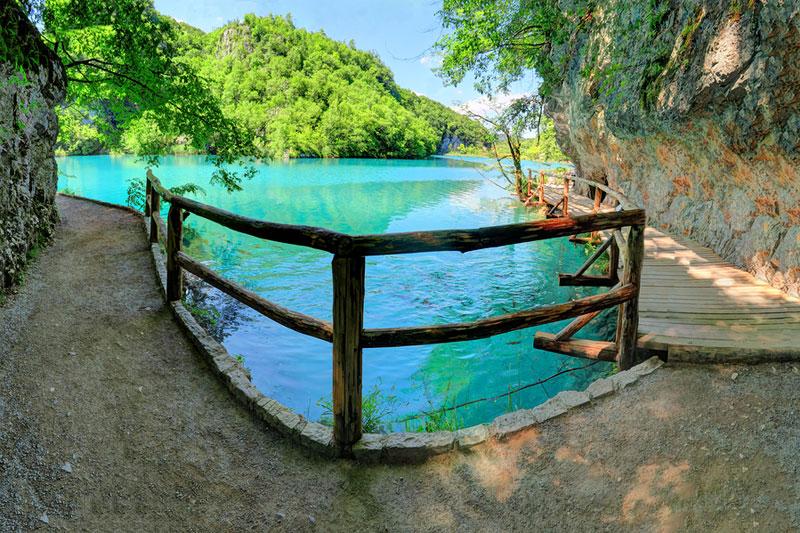 Plitvicos-ežerai-Kroatijoje
