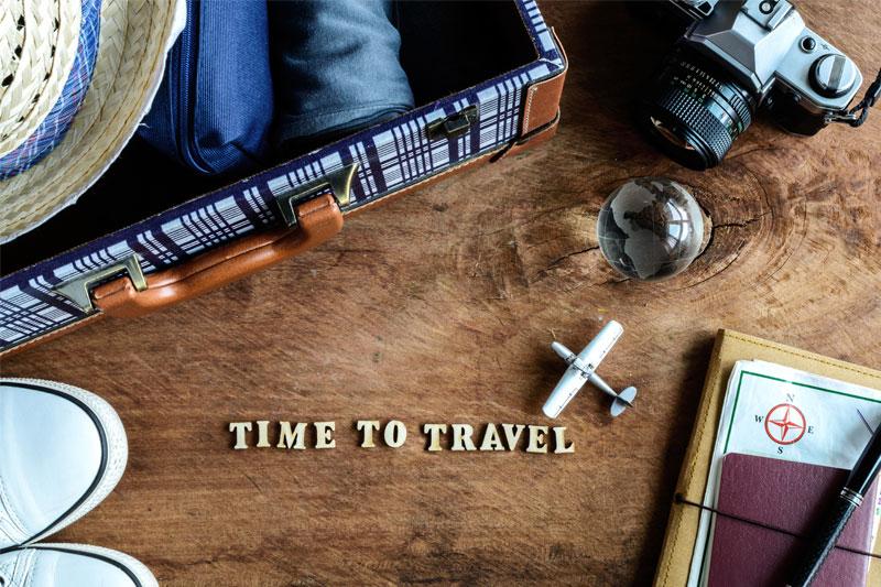 laiko kelionei kaina