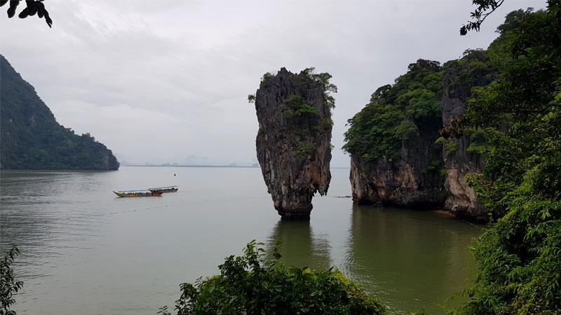 Puketas, Phang Nga įlanka, Tailandas