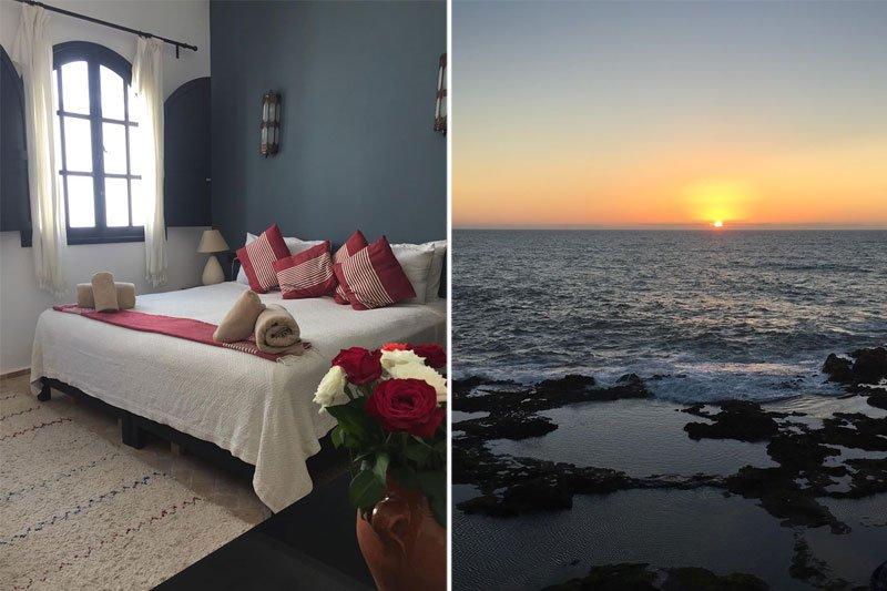Viešbutis, Marokas, 40 Eur, saulėlydis