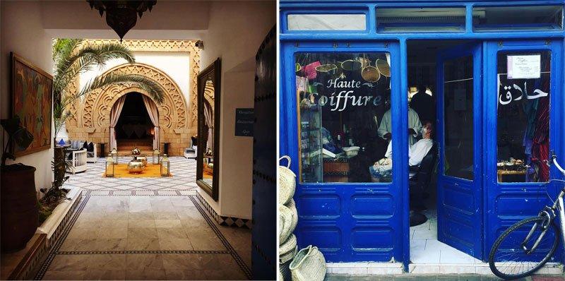 Riadas, Marokas, barzdaskučiai