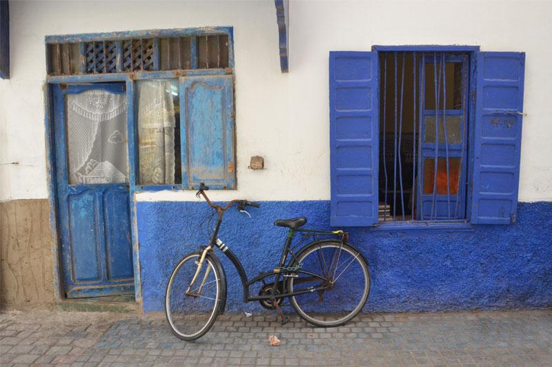 Maroko spalvos