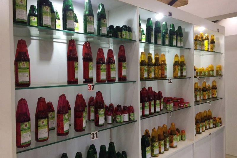 Gydomieji preparatai Šri Lanka, Spice Garden