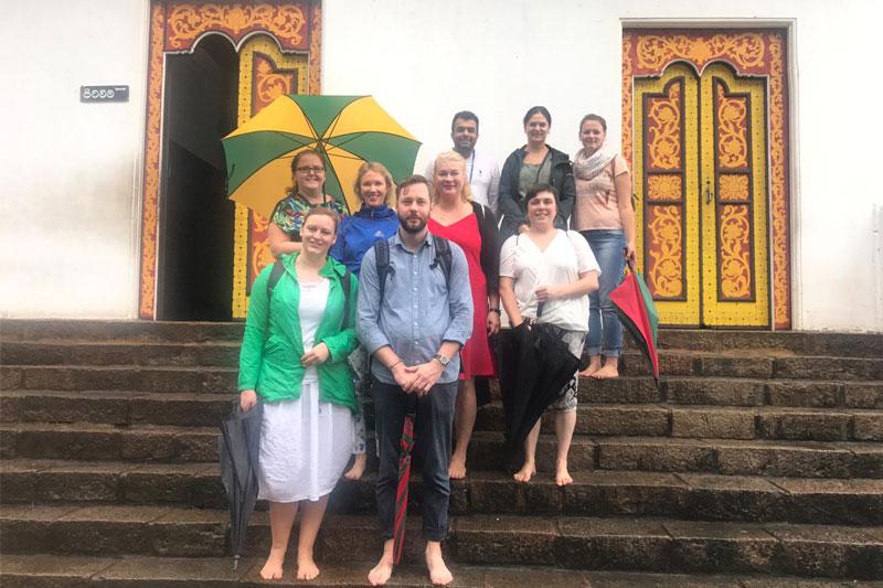 Fam trip, Šri Lanka, Aeroflot, Jetwings
