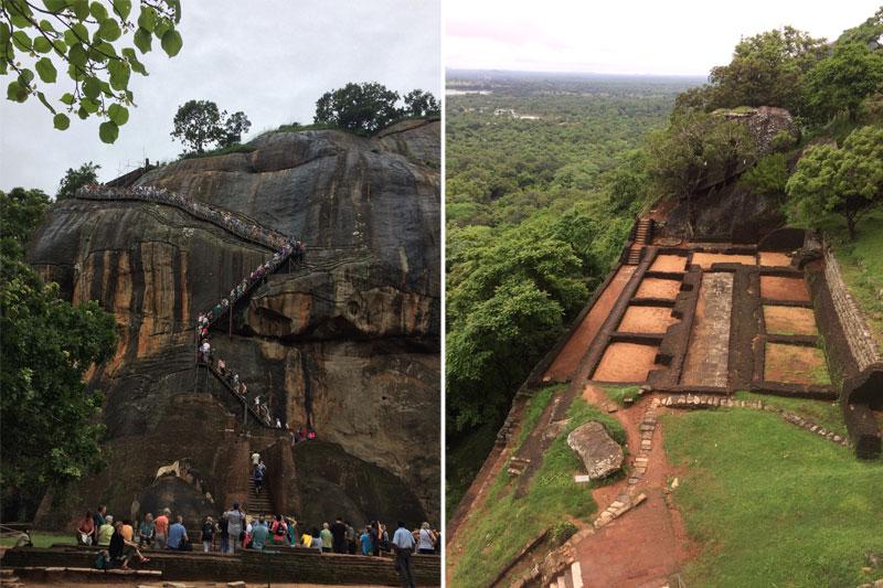 Kopimas į Sigiriją Šri Lanka
