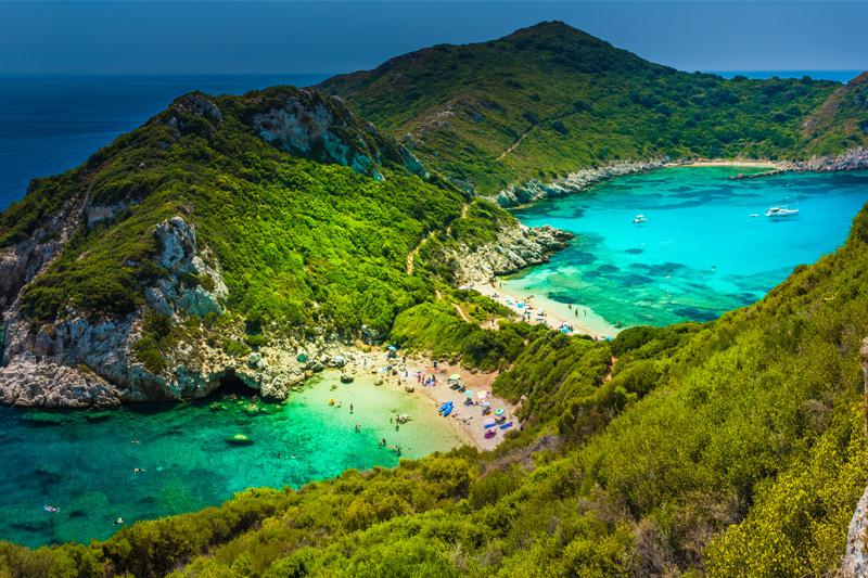 Graikija, Korfu sala
